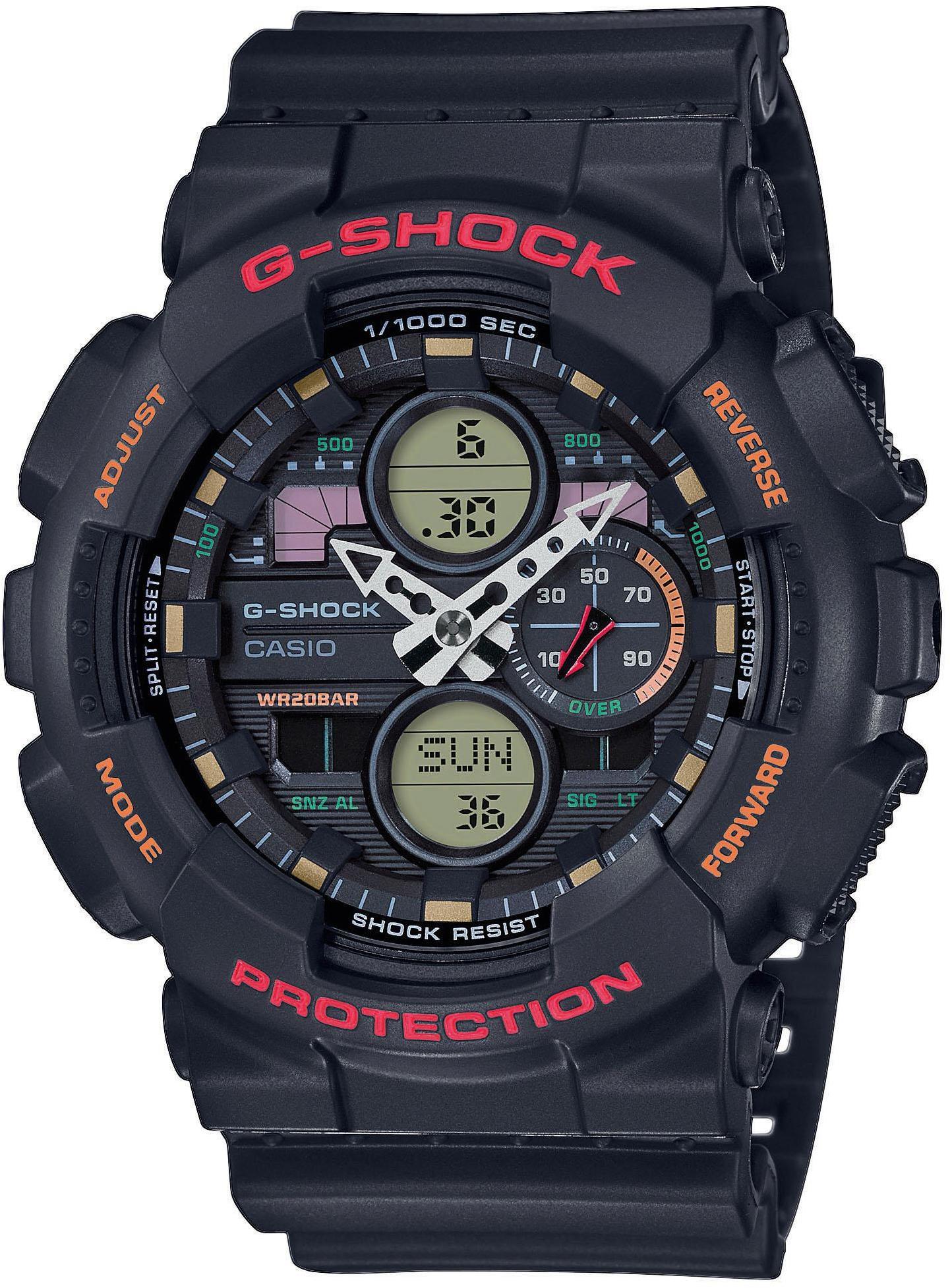 G Shock Uhr